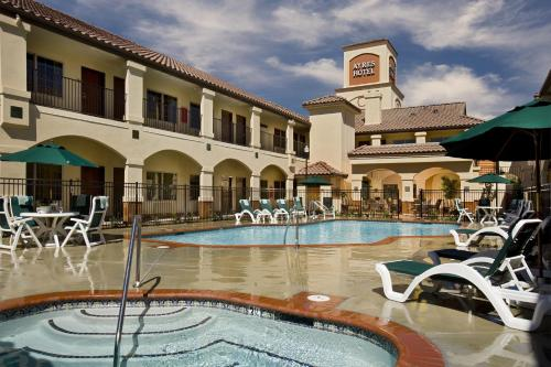 The swimming pool at or near Ayres Hotel Redlands