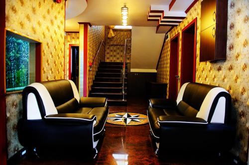 O zonă de relaxare la Vila HD