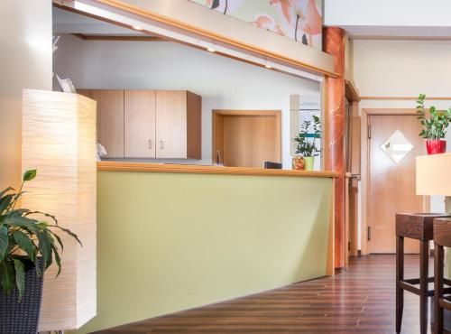 Lobby/Rezeption in der Unterkunft ibis Hotel Eisenach
