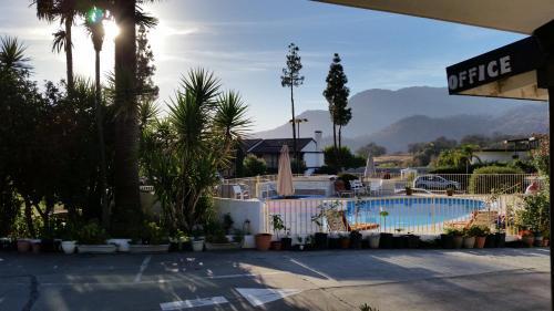 Piscina di Western Holiday Lodge o nelle vicinanze