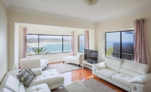 A seating area at Ultimate Bondi Escape #2 - A Bondi Beach Holiday Home