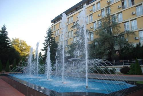 Hotel Parkの敷地内または近くにあるプール