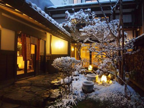 โอยาโดะ โคโตะ โนะ ยูเมะ ในช่วงฤดูหนาว