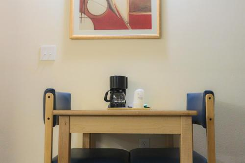 Coffee and tea-making facilities at Microtel Inn & Suites-Conyers