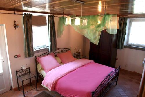 Un ou plusieurs lits dans un hébergement de l'établissement La Citadelle d'Hututu