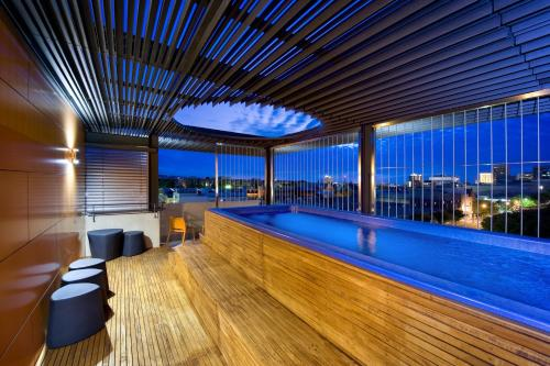 The swimming pool at or near The Soho Hotel, Ascend Hotel Collection