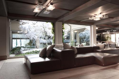 Lobby/Rezeption in der Unterkunft Palace Hotel Wellness & Beauty