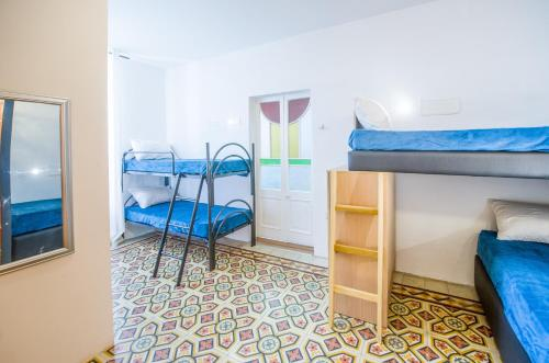 A bunk bed or bunk beds in a room at Hostel 94