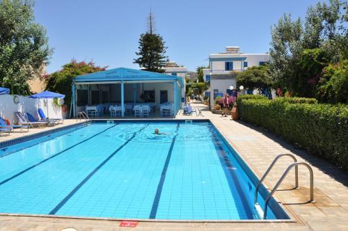 Πισίνα στο ή κοντά στο Galeana Beach Hotel