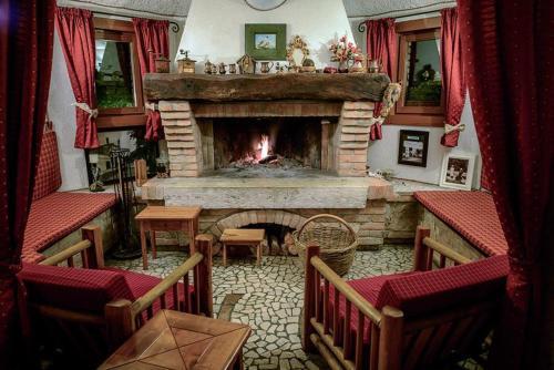 Ресторан / где поесть в Hotel Calvi
