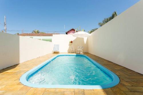 A piscina localizada em Residencial Lua Mar ou nos arredores