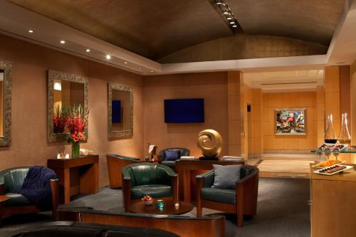 The lobby or reception area at Millennium Premier New York Times Square
