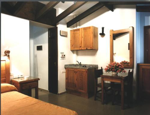 Кухня или мини-кухня в El Molino de La Torre