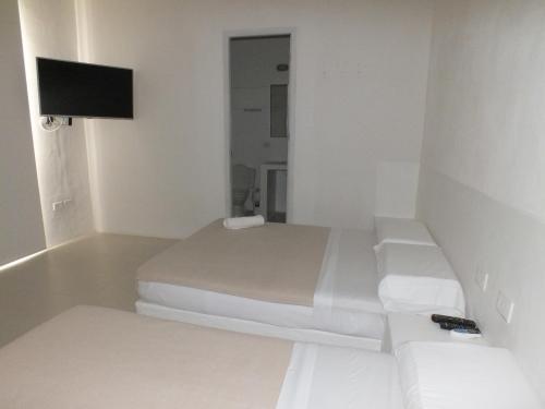 A room at Hostal Casa Escallon