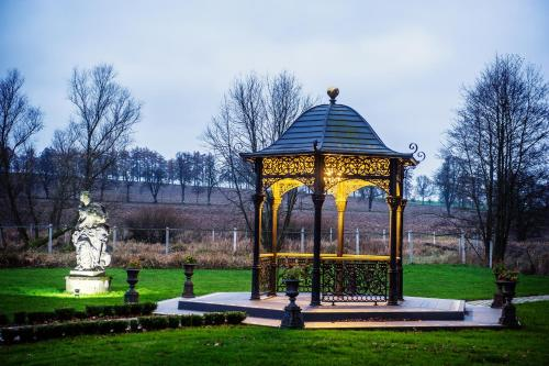 Jardin de l'établissement Letohrádek sv. Vojtěch