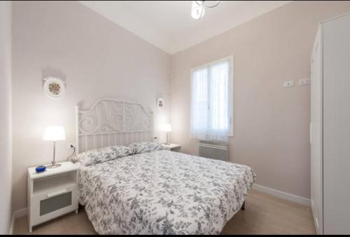 Una habitación en Appartamento Toscanella