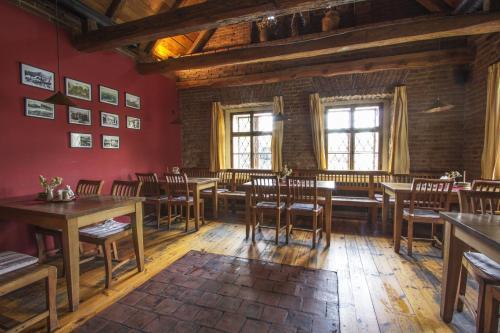 Restaurace v ubytování Penzion Ve stoleti