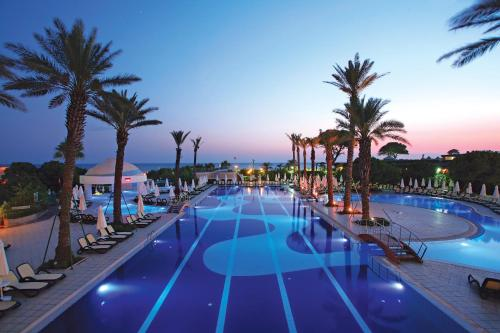 The swimming pool at or near Limak Atlantis Deluxe Hotel-2 Children Free up to Age 14