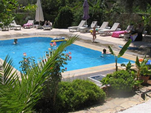The swimming pool at or near Pasha Apart Hotel