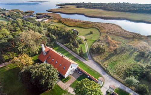 A bird's-eye view of Dagen Haus Guesthouse