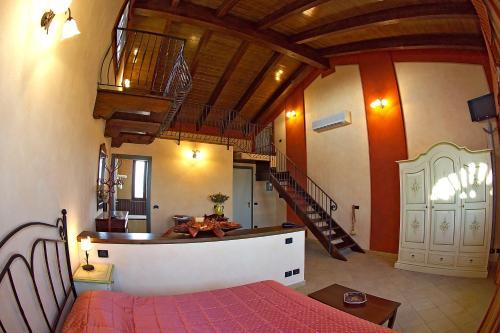 Hall o reception di Hotel del Rio Srl - RISTORANTE e Azienda agricola