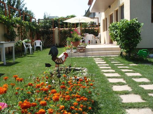 O grădină în afara Vila Granada