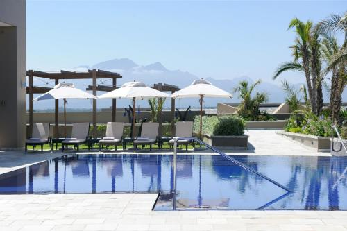 The swimming pool at or near Oubaai Hotel Golf & Spa