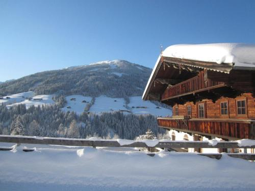 Apartment Acker im Winter