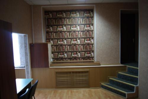 Библиотека в отеле