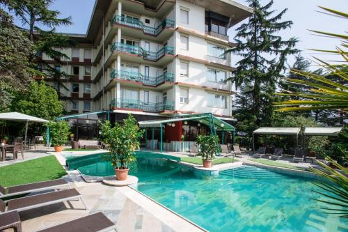 Grand Hotel Panoramic, Montecatini Terme – Updated 2020 Prices
