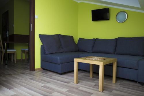 Posedenie v ubytovaní Apartament Serwis