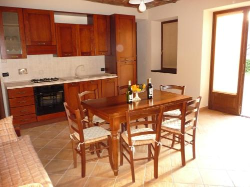Cucina o angolo cottura di Cascina Monsignore Azienda Agrituristica
