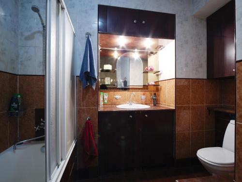 Ванная комната в Адажио на Жуковского