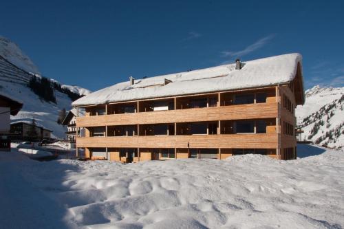 Alpenappartement Bergkönig im Winter