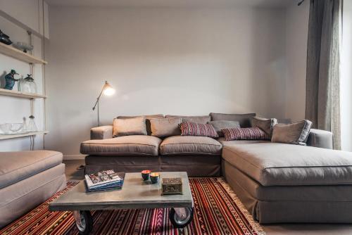 Area soggiorno di Amiterno Home