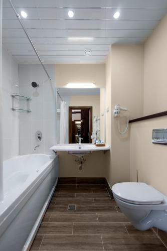 Ванная комната в Аrt-Volzhskiy