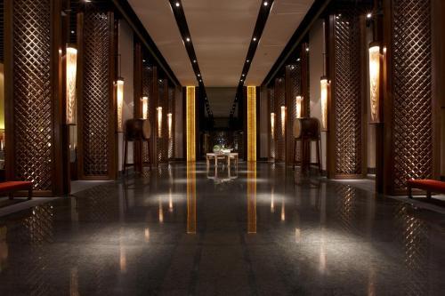 台南晶英酒店大廳或接待區