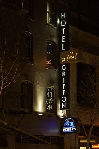 The Hotel Griffon.