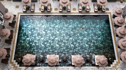 The swimming pool at or close to Hotel Royal Hoi An - MGallery