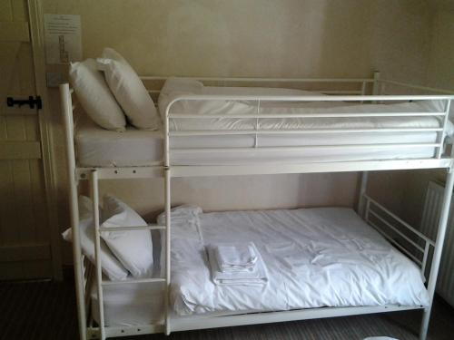 A bunk bed or bunk beds in a room at No. 9 Guest House