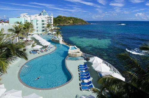 A view of the pool at Oyster Bay Beach Resort or nearby