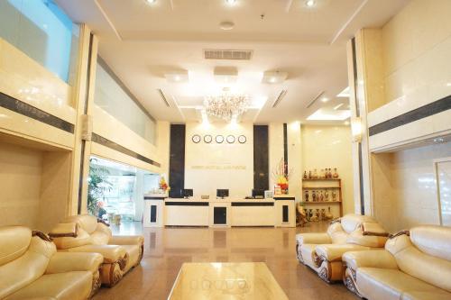 Khu vực sảnh/lễ tân tại Vian Hotel