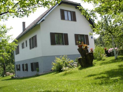 Zahrada ubytování House Nina