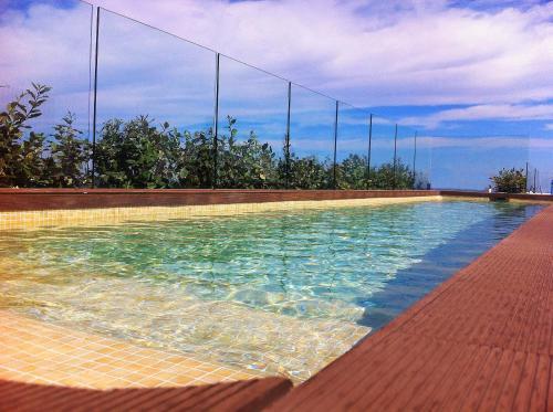 The swimming pool at or close to Apartaments B-Llobet Sun & Confort