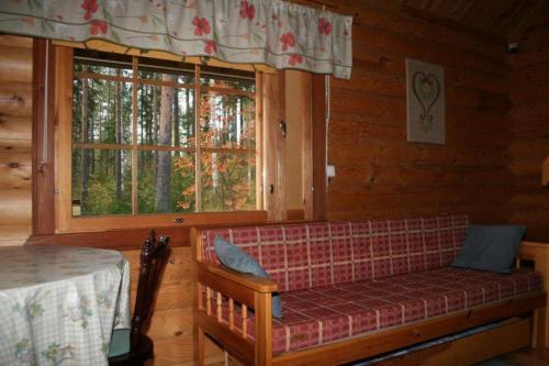 Oleskelutila majoituspaikassa Honkala Cottage