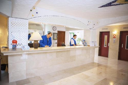 Personal de Hotel Perla Tenerife