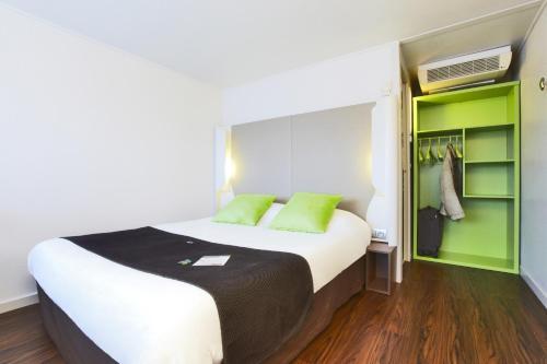 Un ou plusieurs lits dans un hébergement de l'établissement Campanile Béziers A9/A75