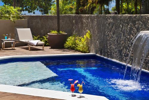 The swimming pool at or near Abayomi Hotel