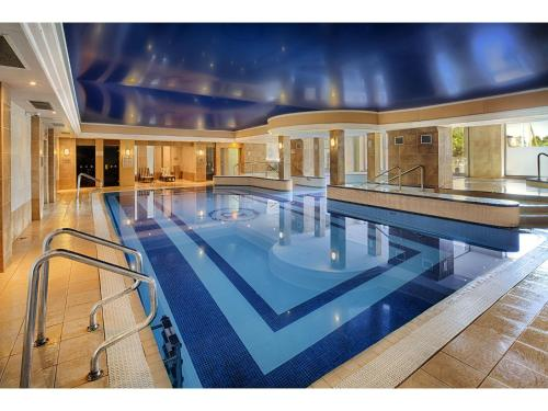 The swimming pool at or near The Royal Hotel & Leisure Centre