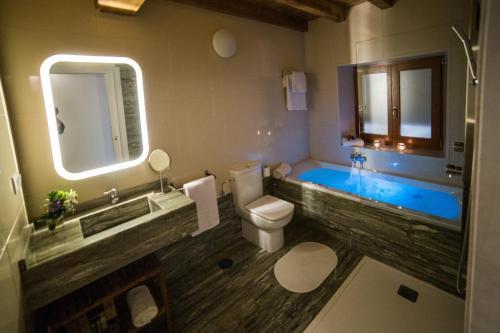 Un baño de Casa Rural Juancito